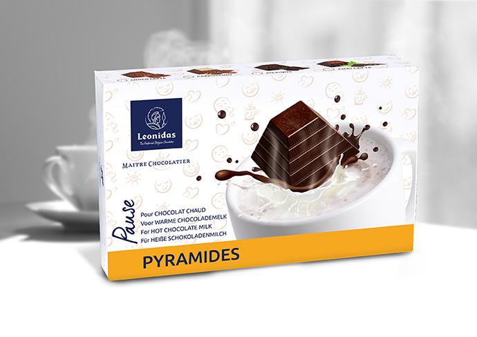 Boite Chocolat chaud Leonidas